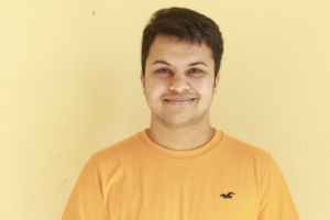 Praraj Ranka (Studying at IIM Kozhikode)